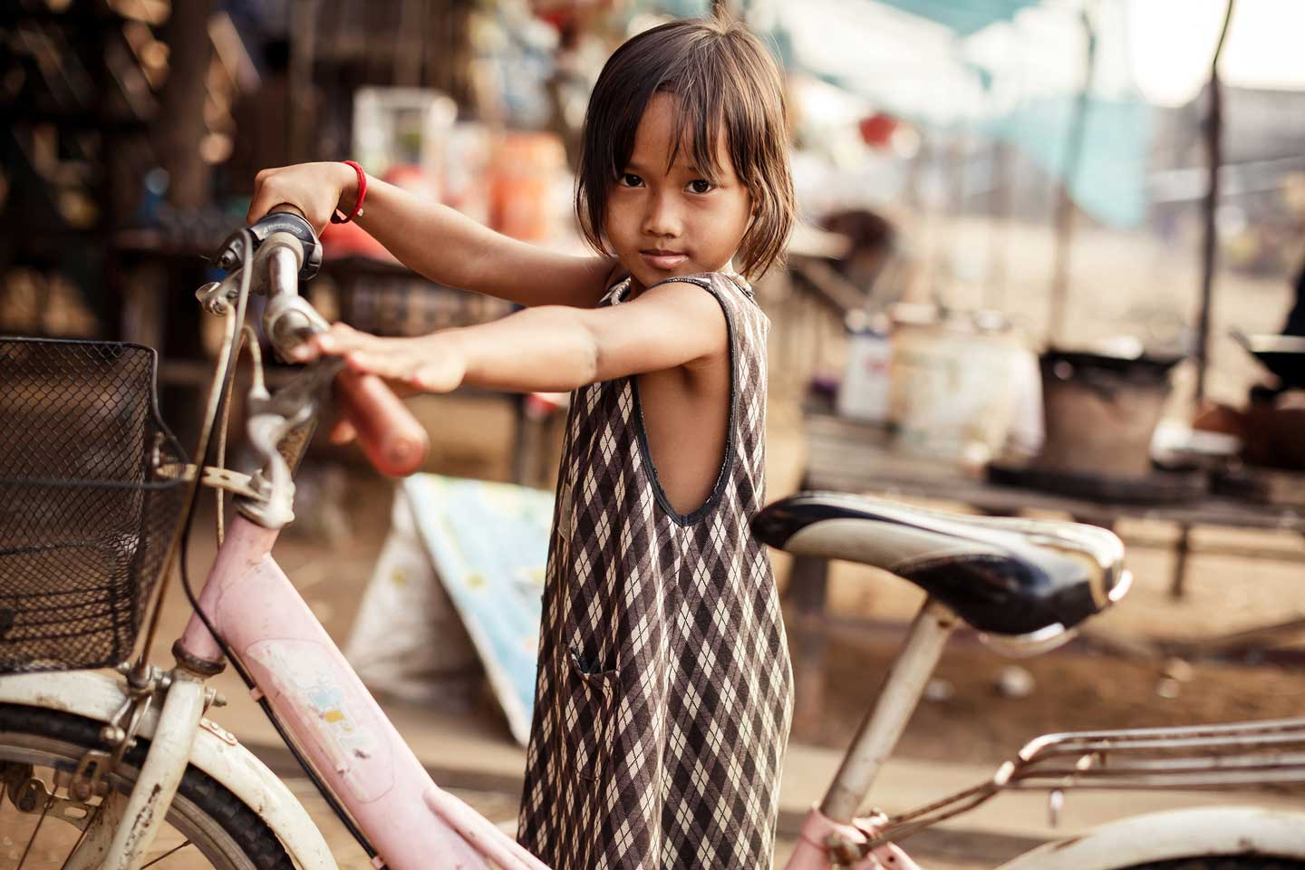 Photo of Cambodian girl