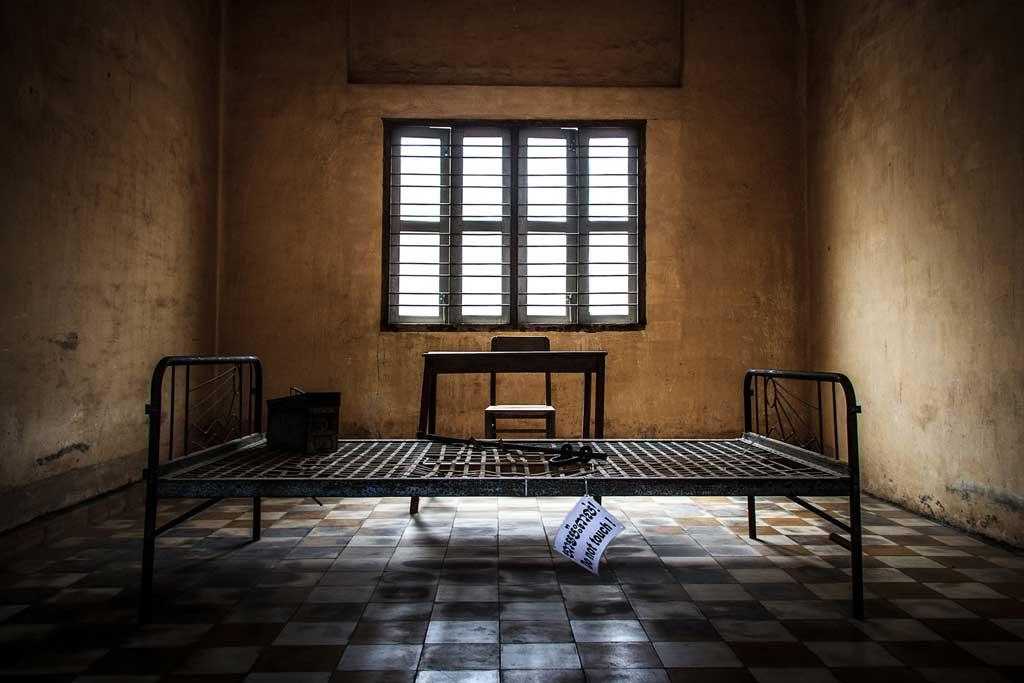 Cambodia prison