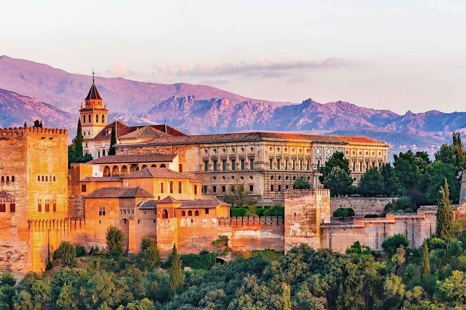 andalusia alhambra palace