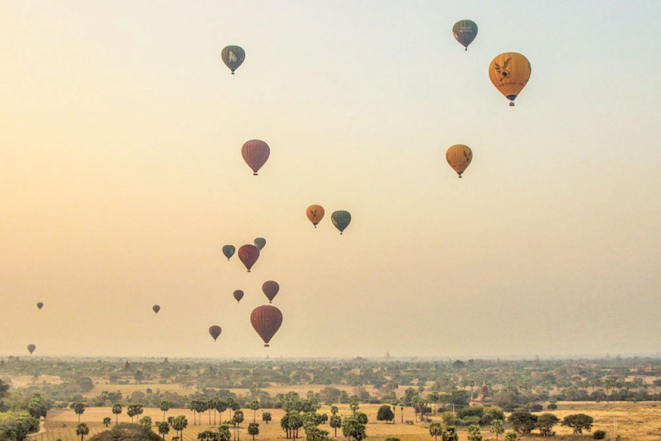 balloon-flight