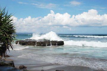 canggu bali beach