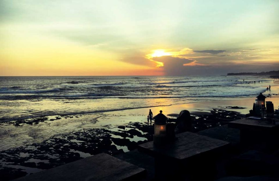 canggu echo beach