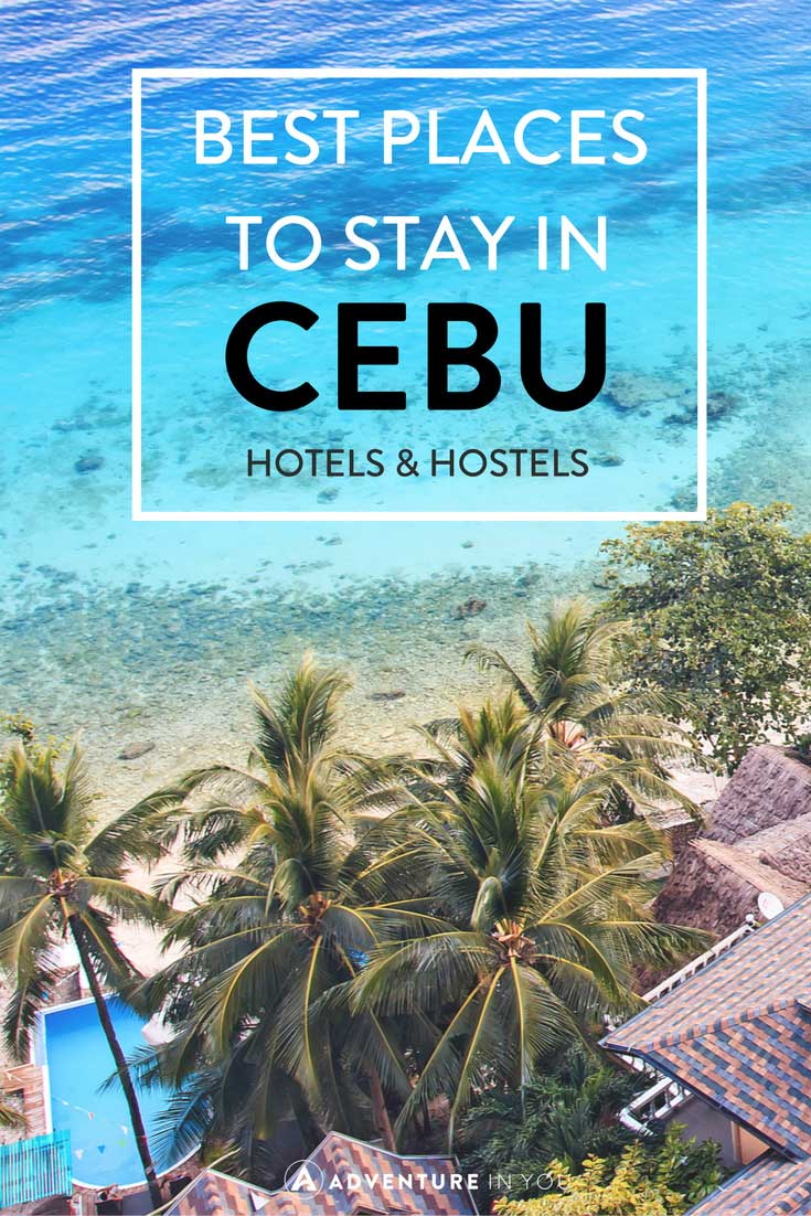 Looking for the best place to stay while in Cebu, Philippines? Here are our top recommendations