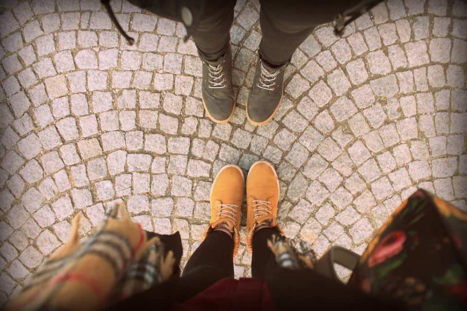 europe footwear