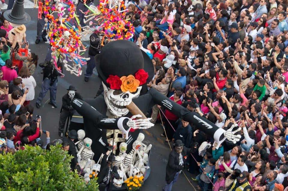 festivals dia de los muerta