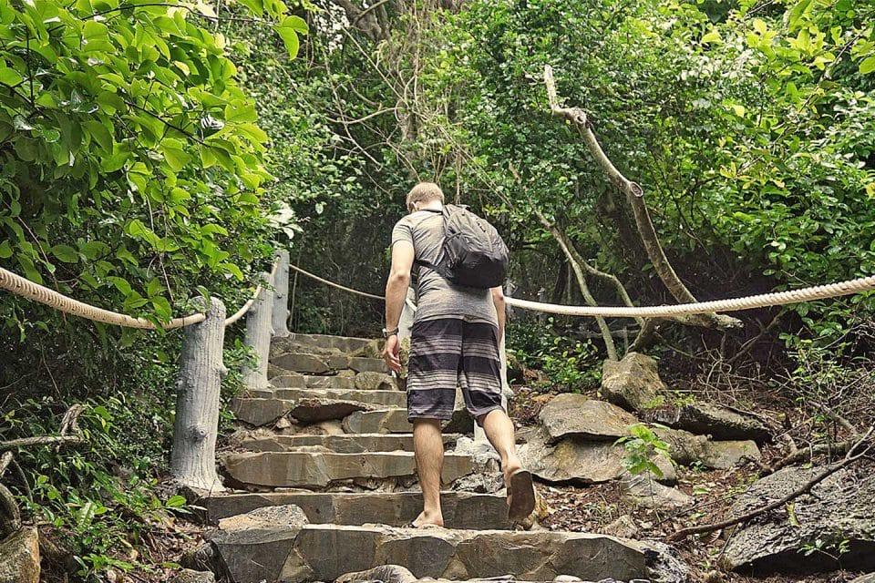 geocaching thailand