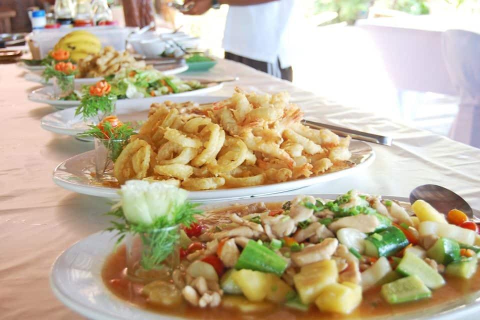 koh-samui-charter-food