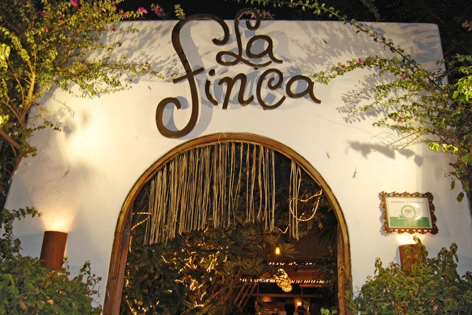La Finca Restaurant, Canggu, Bali