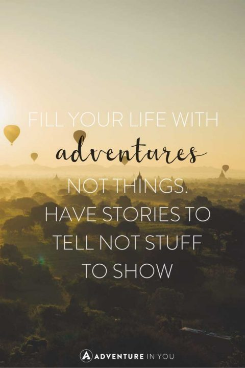 Adventure Love Quotes Fascinating 48 Most Inspiring Adventure Quotes Of All Time