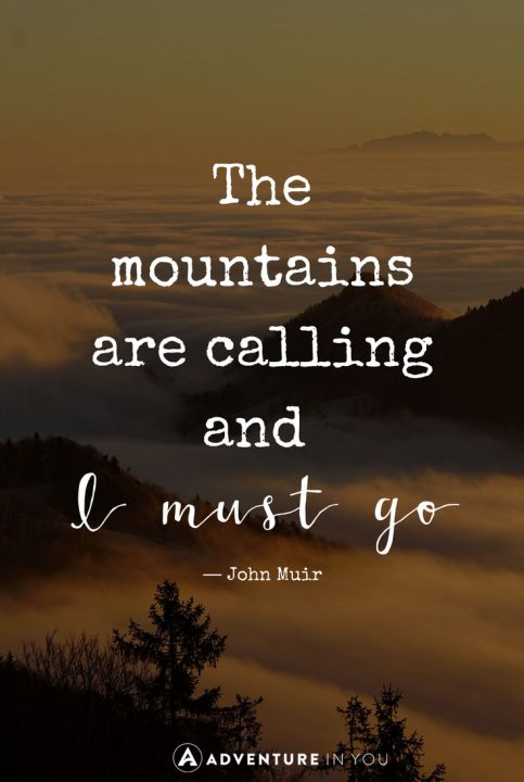 Best Mountain Quotes To Inspire The Adventure In You