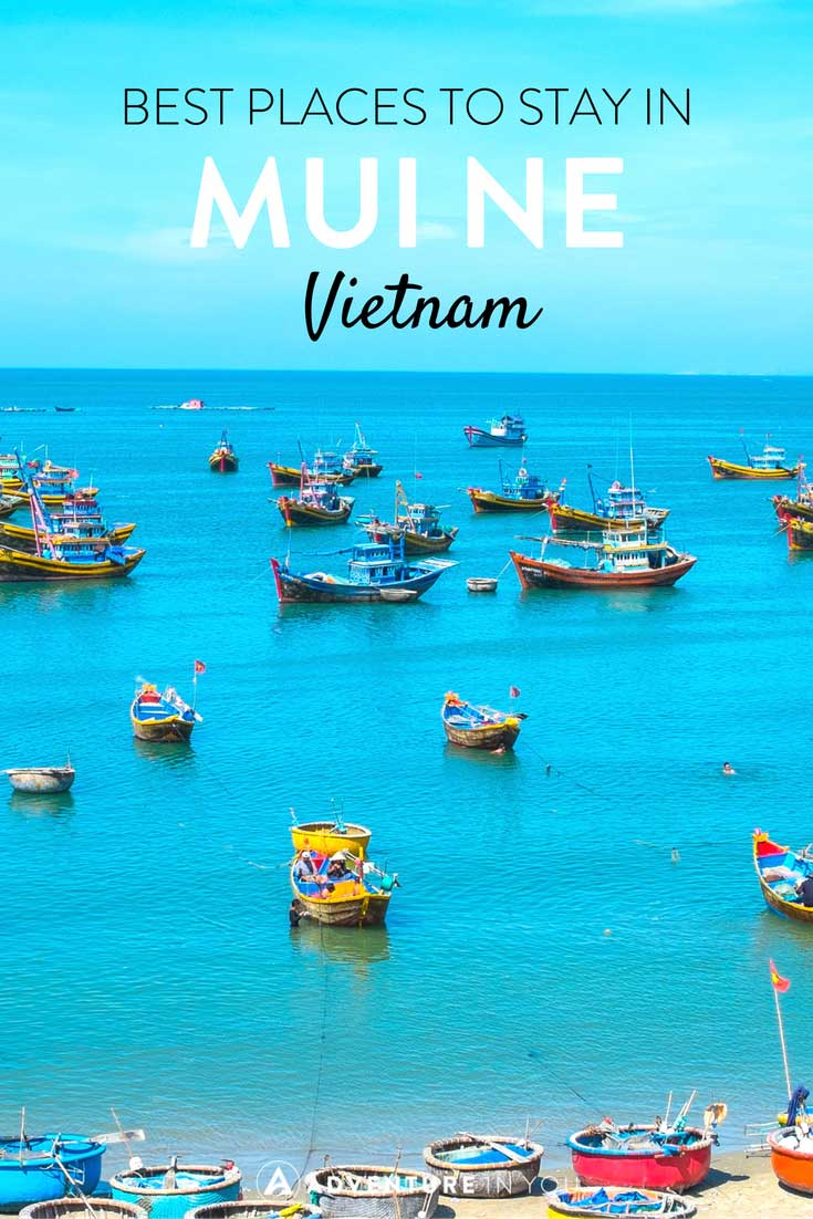 Mui Ne Vietnam | Looking for where to stay in Vietnam? Check out our top list of best places to stay