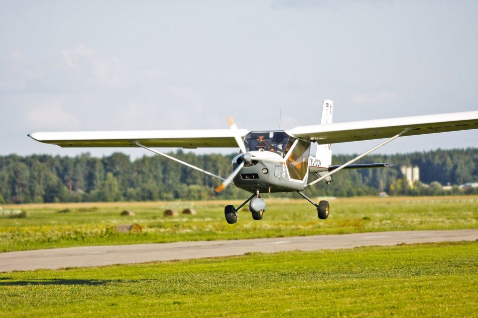 Flying adventures UK Wales