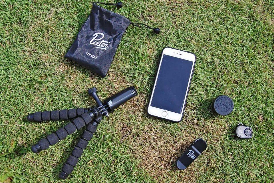 pixter lens kit
