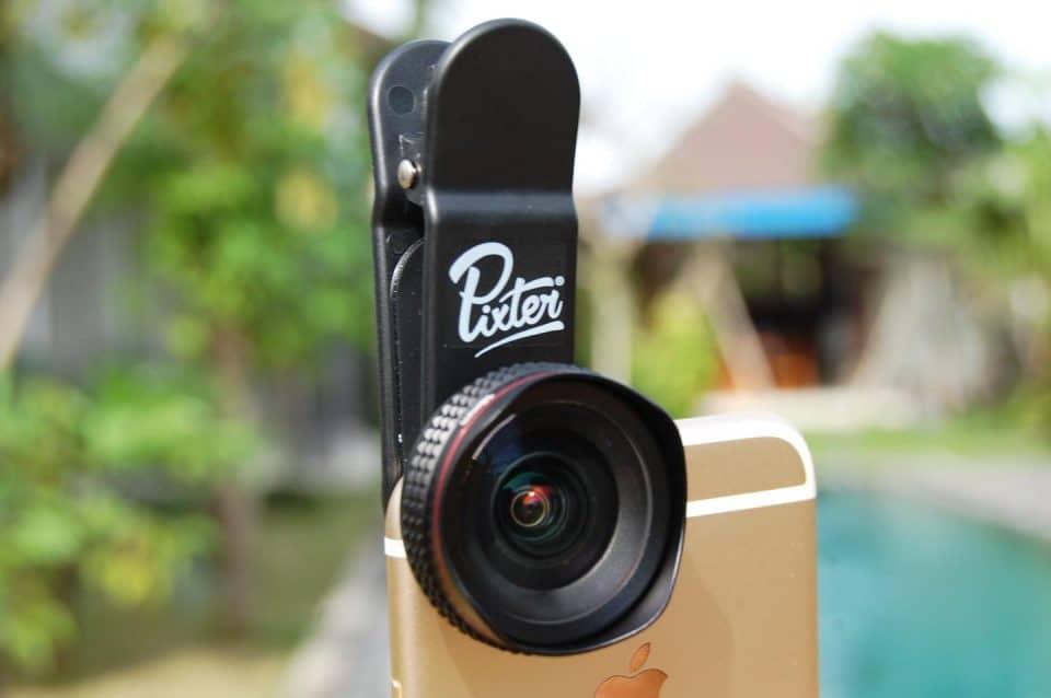 pixter lens