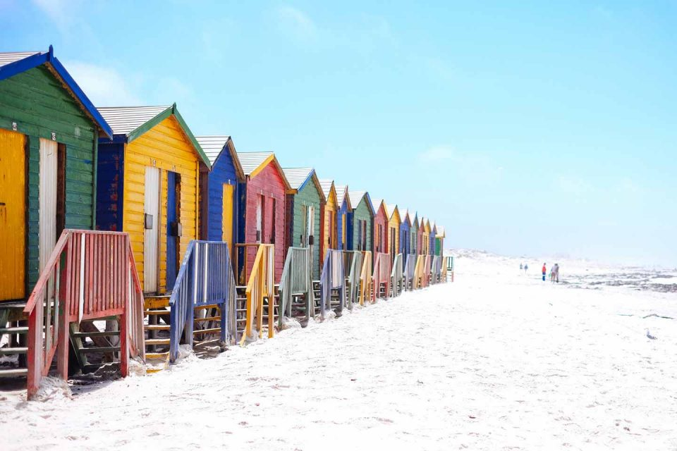 south africa beach houses