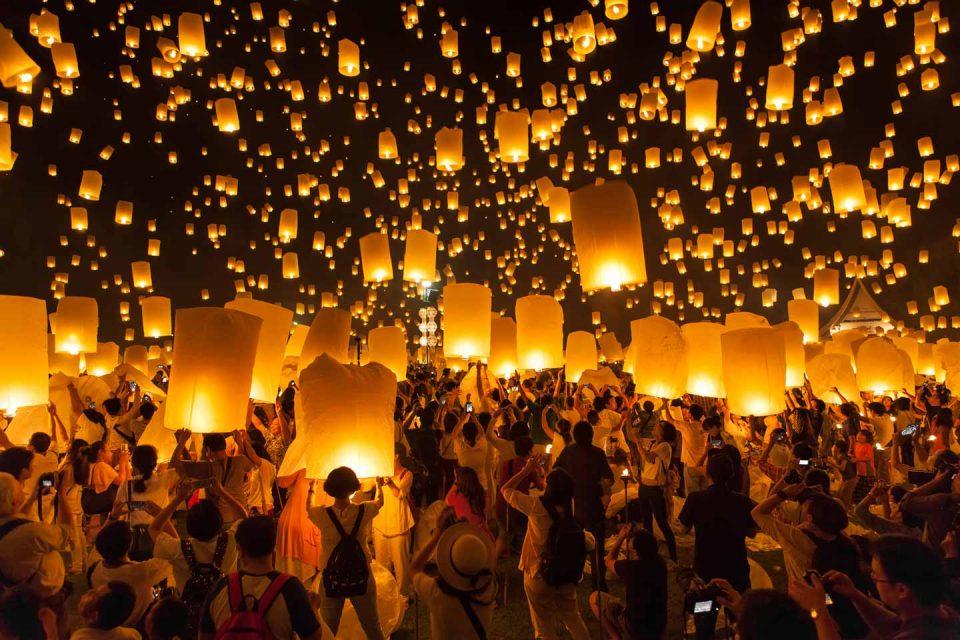 thailand bucketlist yipeng festival