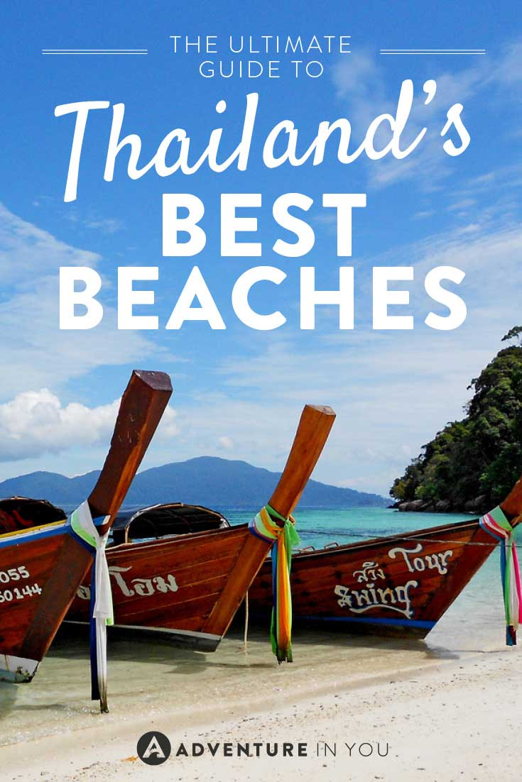 Confused as to which beach to visit in Thailand? Check out our ultimate guide to help you get planning.