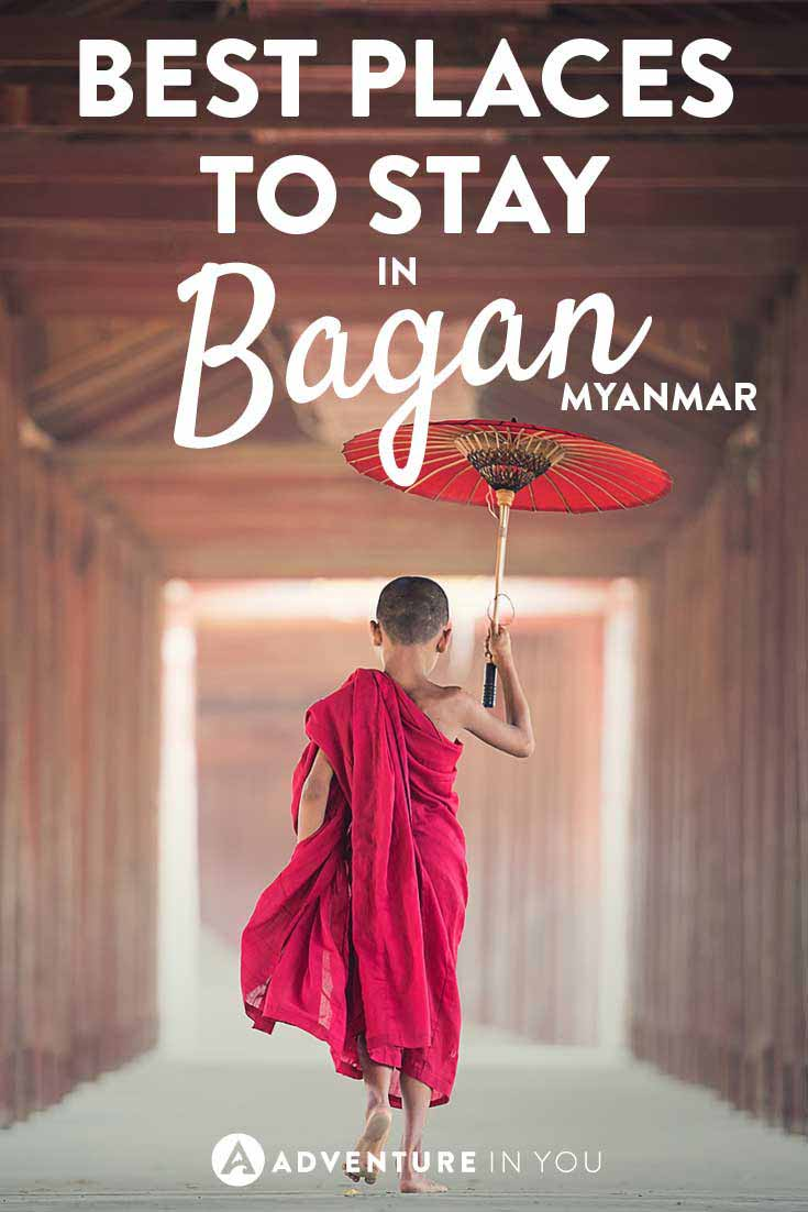 Bagan Myanmar | Looking for the best places to stay while in Bagan? Here are a few of our recommendations.