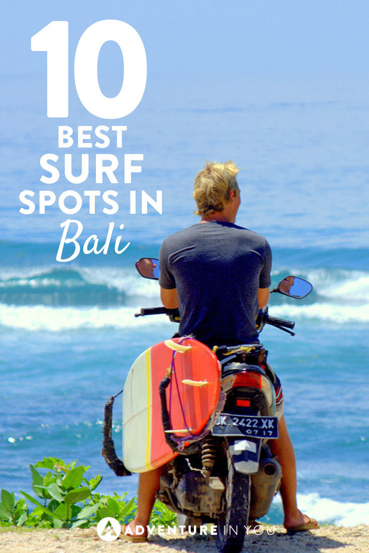Calling all surfers! Check out these 10 best surf spots in Bali!