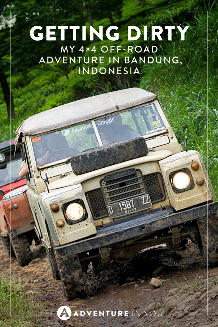 Looking for things to do in Bandung Indonesia? Check out this fun, muddy, adventure filled trip as we explore the muddle fields of Bandung.