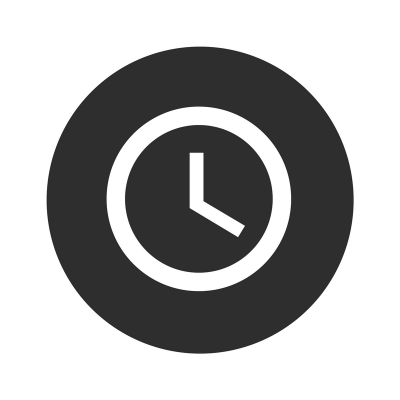 time on page icon