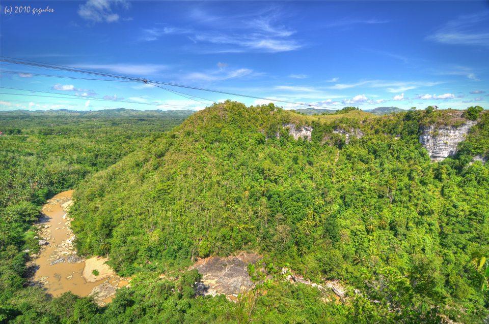 Eat Danao Bohol mountain