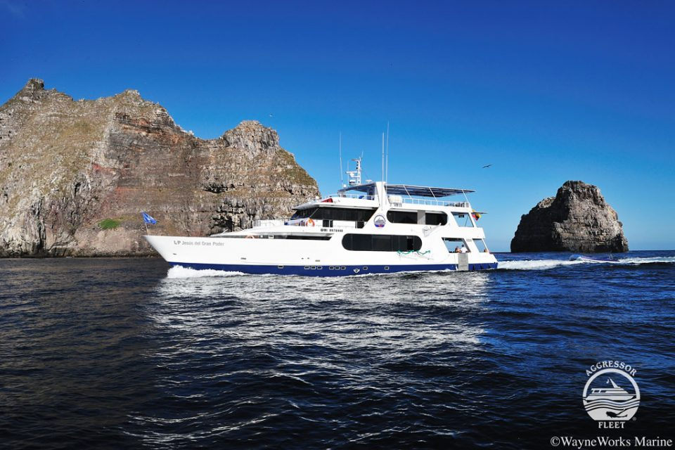 Galapagos-Yacht liveaboard