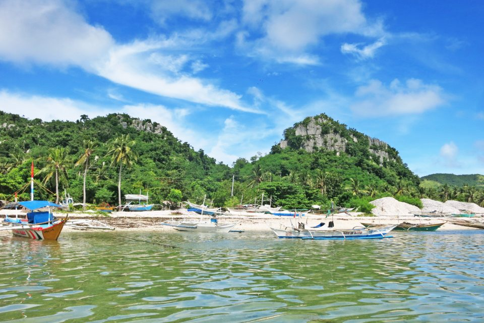 gigantes island philippines
