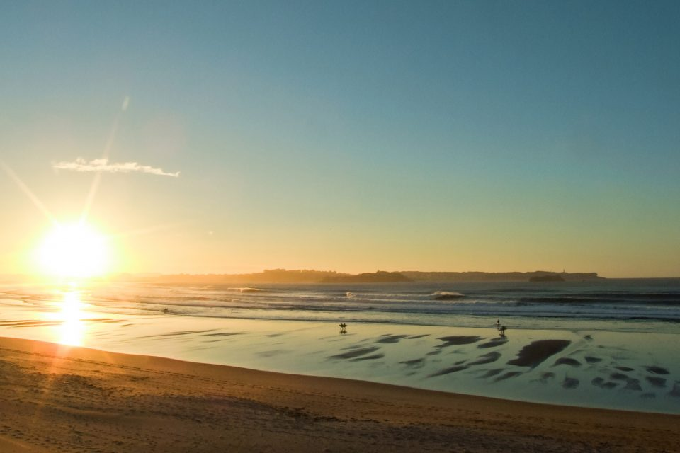 playa de somo Spain
