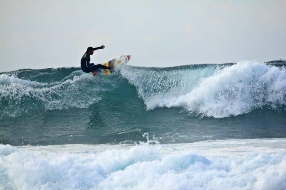 Razo Spain surf spots