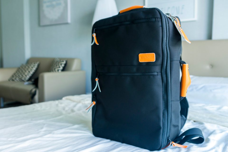 standard bag luggage review
