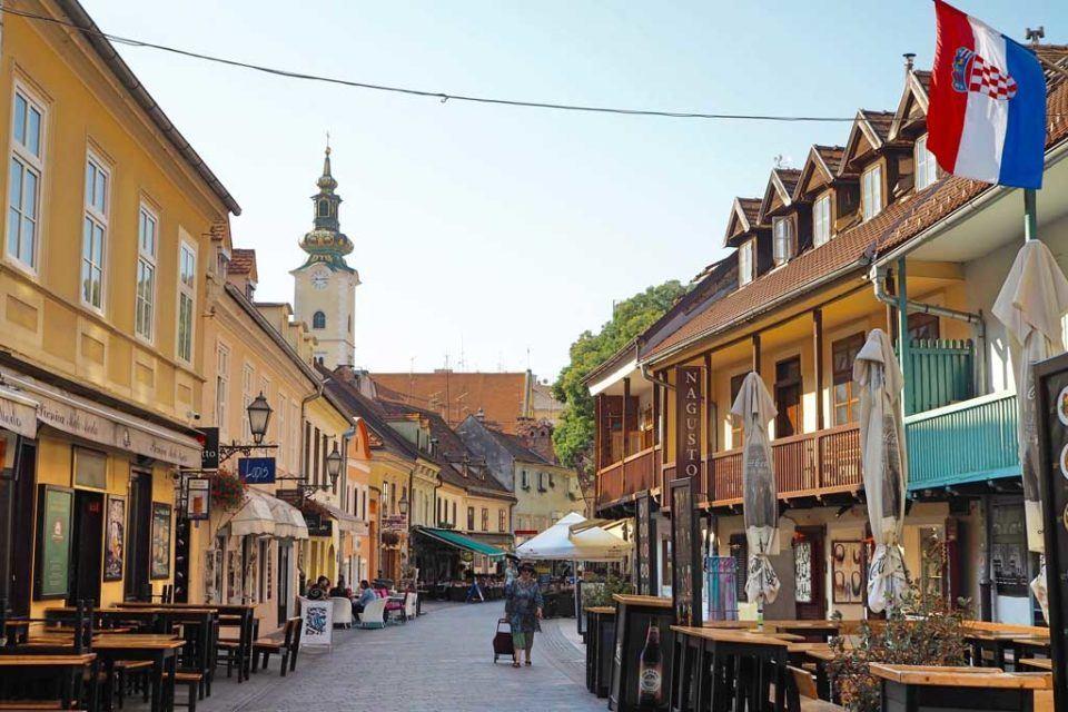Tkalciceva-Street