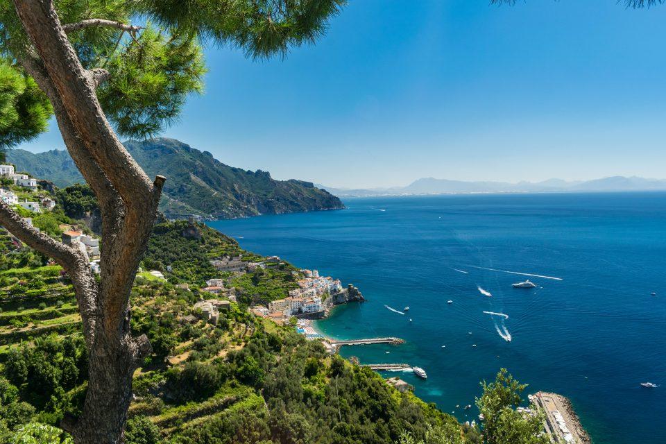 sailing amalfi coast italy