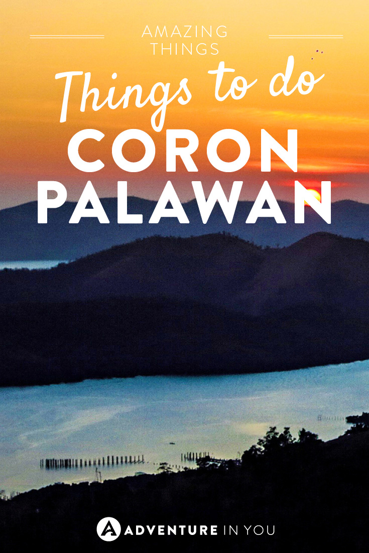 There are so many great things to do in Coron Palawan, check them out!