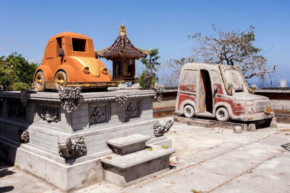 bali car temple nusa penida