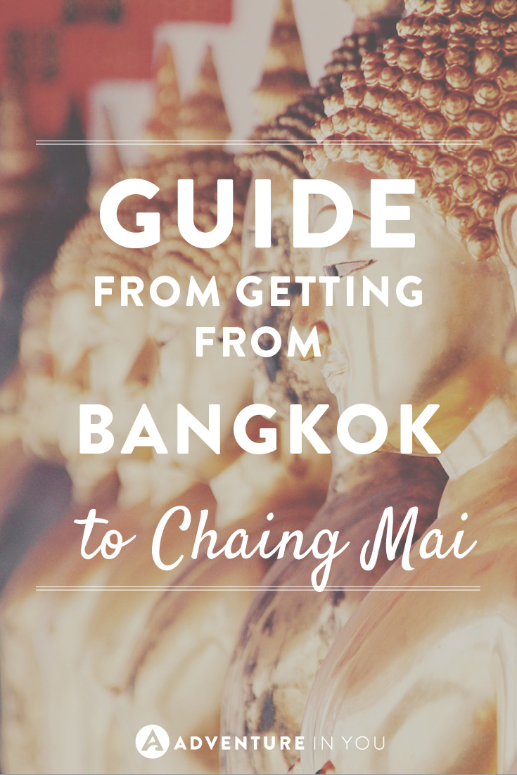 Travelling from Bangkok to Chiang Mai? Here's our guide of the best ways to do it