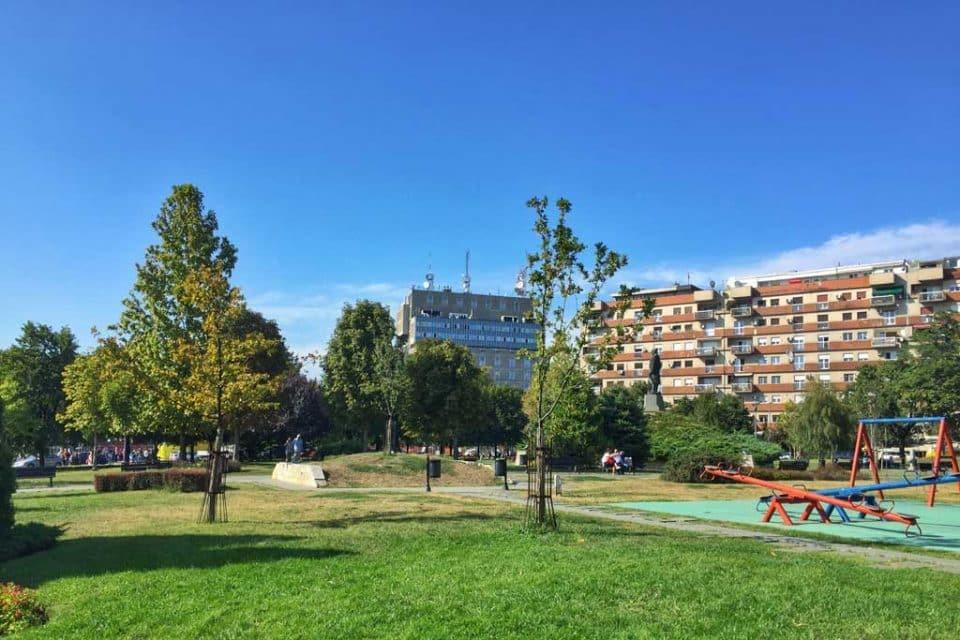 belgrade-parks