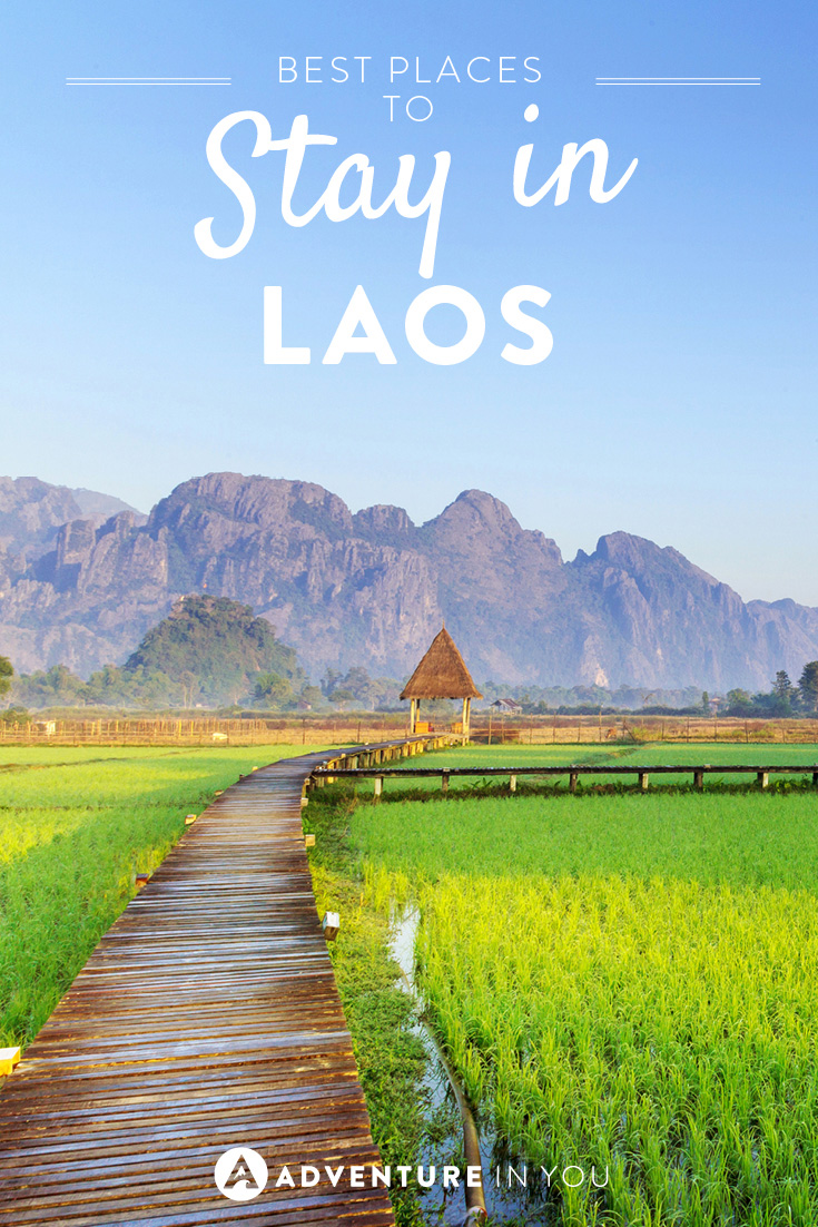 Travelling to Laos? Here are the best places to stay!