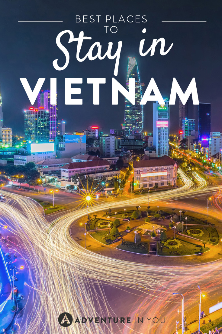 The best places to stay in Vietnam whatever your budget!