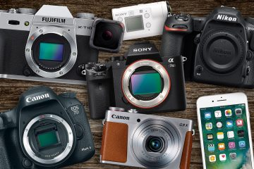 Best travel cameras 2017