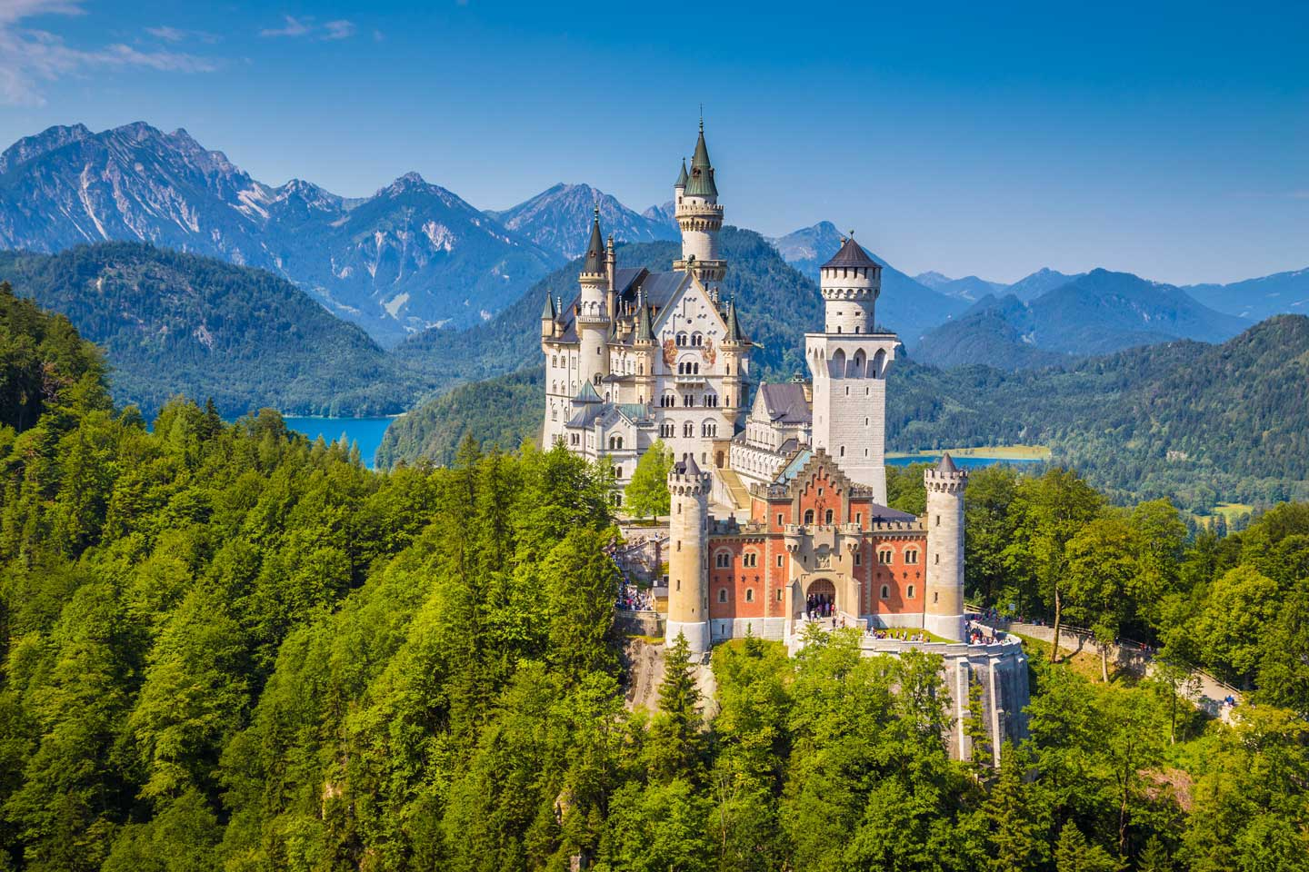 castle germany