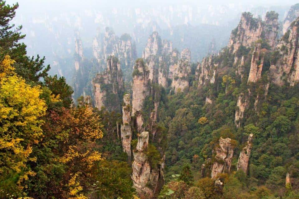 china avatar mountains
