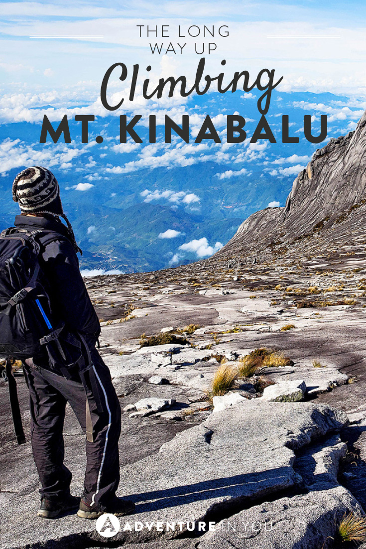 One experience you have to have in Malaysia is climbing Mt Kinabalu!