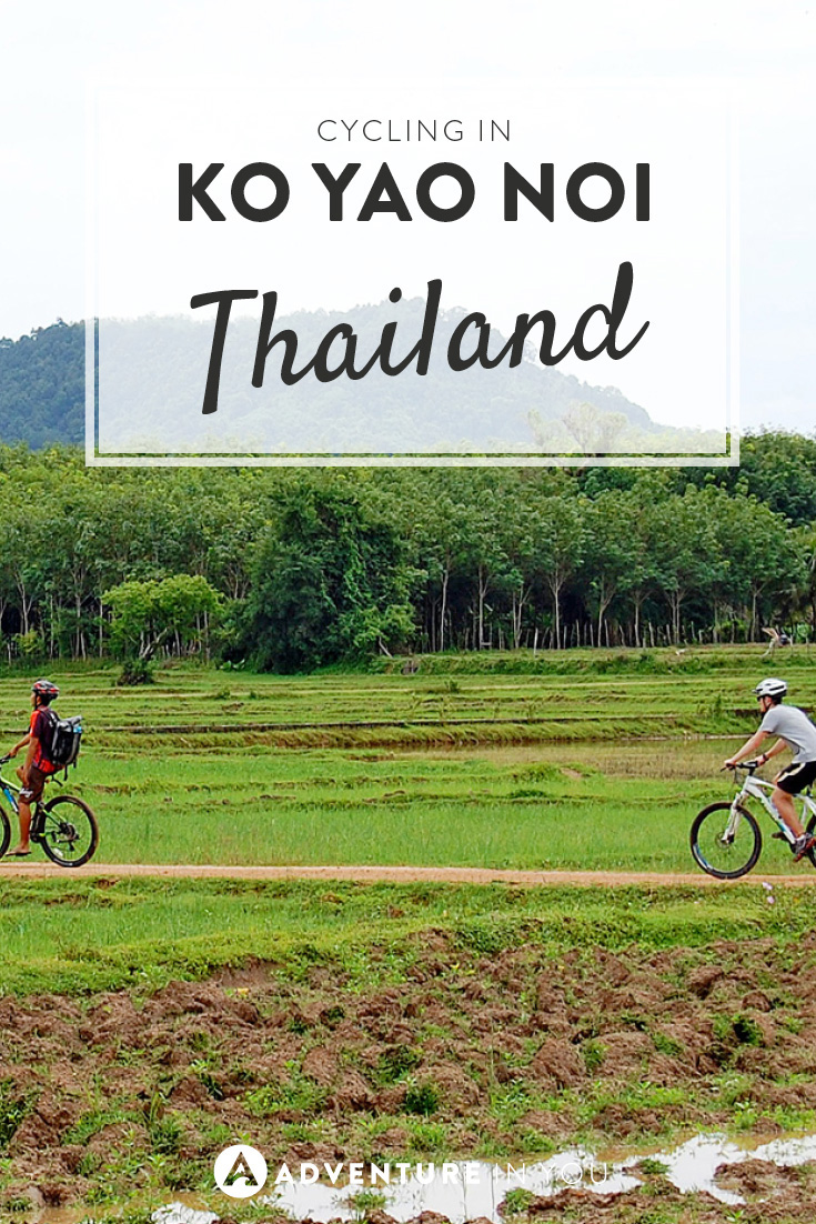 Cycling is a great way to explore a new island! Check out our experience on Ko Yao Noi in Thailand