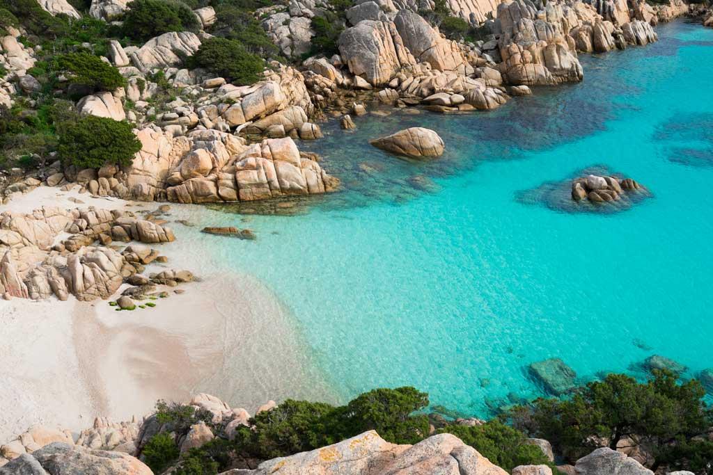 europe sardinia beaches