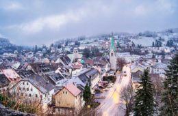 Feldkirch town