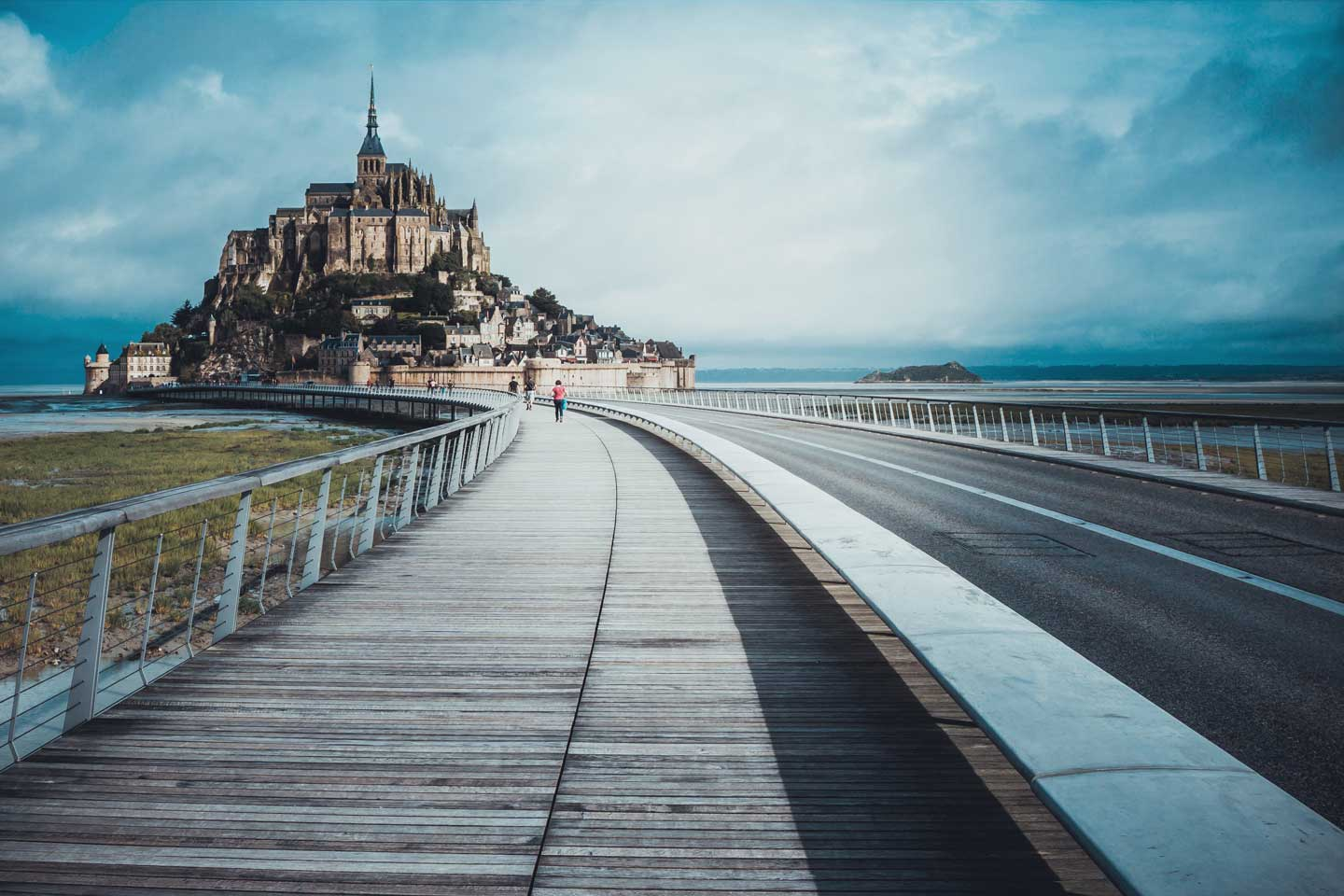 Travel Guides Normandy France