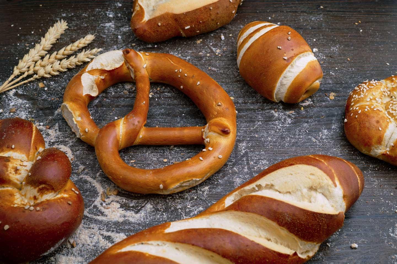 germany pretzel