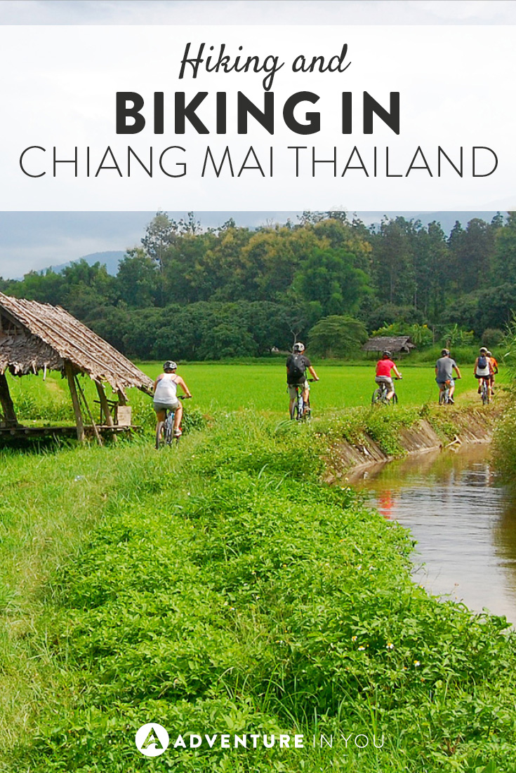 Hiking and biking are great ways to explore a new country! Check out our experience in Chiang Mai, Thailand