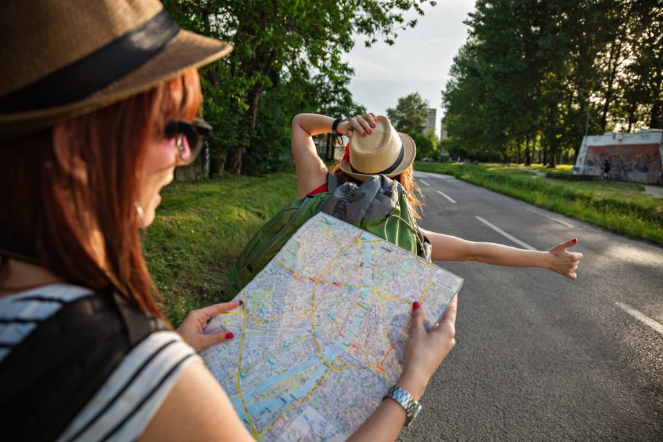 the ultimate guide for hitchhiking